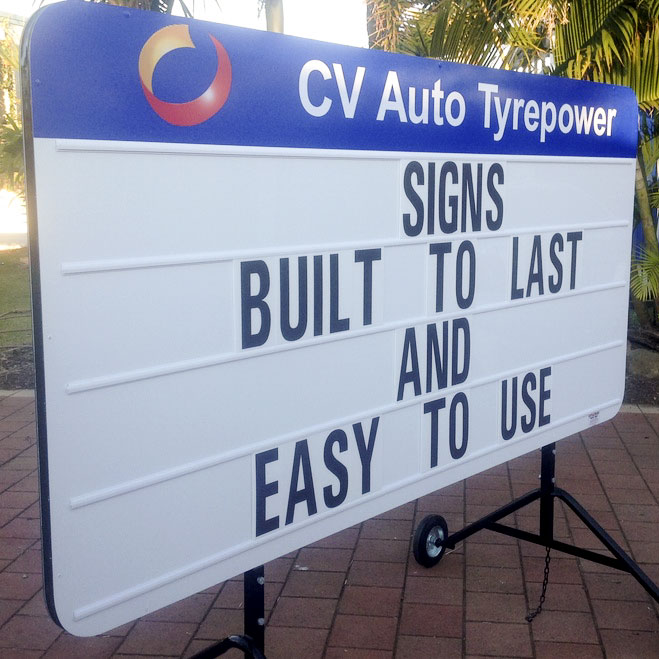 Alupanel Signs