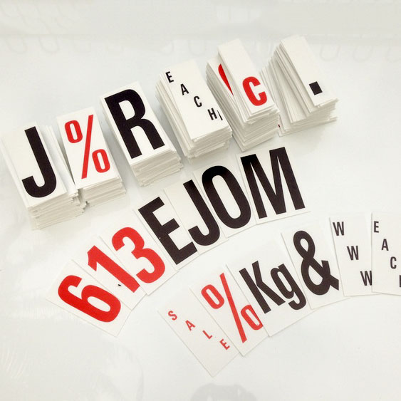 Letter Kits